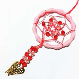 Cherry Blossom Dreamcatcher