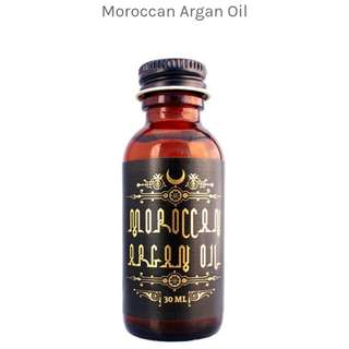 Moroccan Argan Oil (Organic)