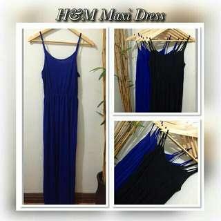 H&M maxi dress actual pic