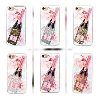 PO: 📱RARE! Champagne Glitter Phone Case