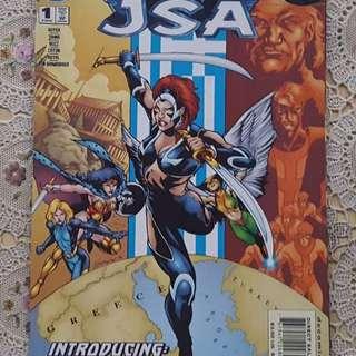JSA Annual # 1 (Planet DC)