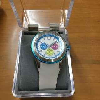 馬場有禮 手錶