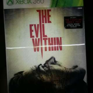 Xbox 360 games The Evil Within