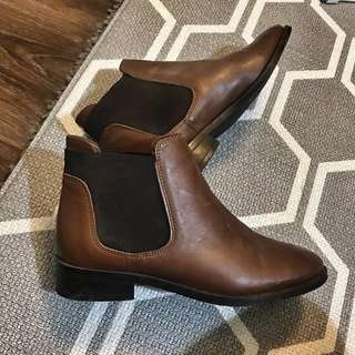 TOPSHOP ANKLE BOOTS - Preloved high quality!