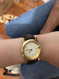 BVLGARI 18k Yellow Gold Watch