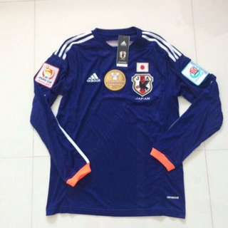 Japan long sleeve with badges