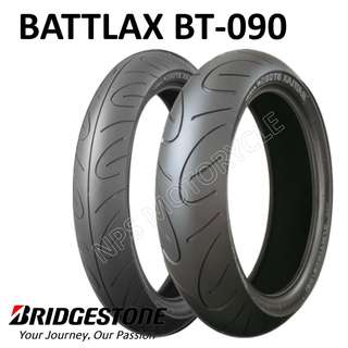 Battlax BT-090