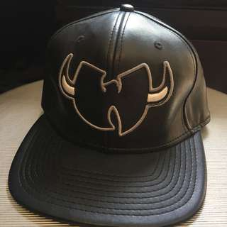 WU TANG / Chicago Bulls Collaboration Cap (Authentic)