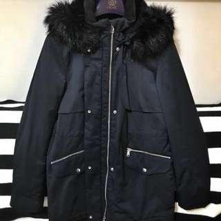 Preloved! Zara Winter Coat, GREAT CONDITION