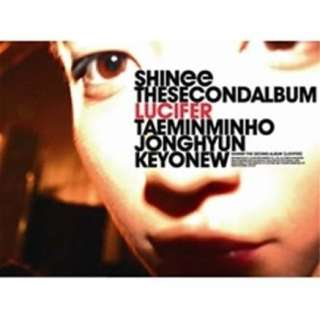 SHINEE – VOL.2 [LUCIFER] TYPE B