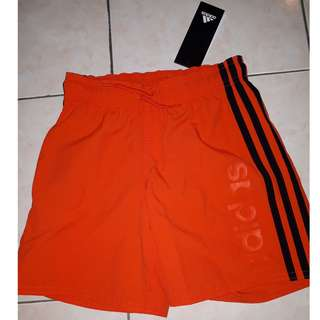 Adidas Kids Swim Shorts - Brand New & Authentic