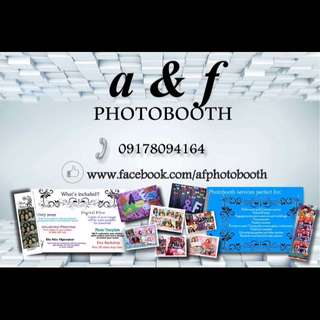 Photobooth Services Rental