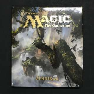 The Art Of Magic The Gathering - Zendikar