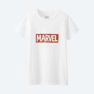 Marvel Shirt in White