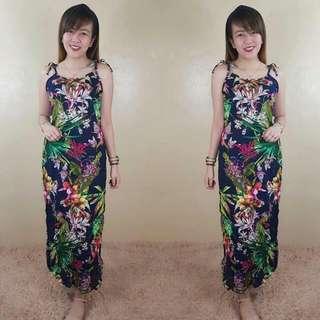 U.S elegant maxi dress