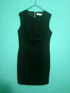 Bysi cut out back bodycon dress