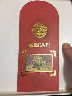 🐶狗年 利是封 禮是封 歳次戊戍 year of the dog 香港郵政 Hong Kong Post 2018