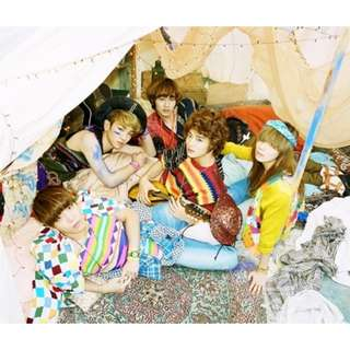 SHINEE – SHERLOCK (MINI ALBUM)