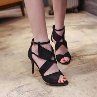 Korean Heels Shoes