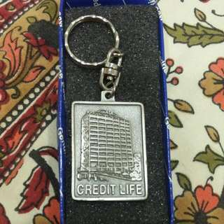 Original AiA Keychain ( Genuine Pewter )
