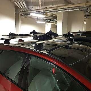 Volvo V40 Roof Rack
