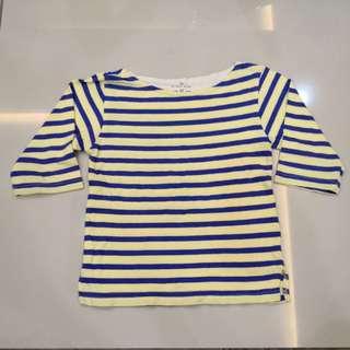 Girl'S Stripes Shirt (2-3y)