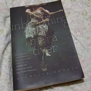 Michelle Hodkin's The Unbecoming of Mara Dyer