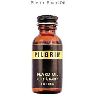 Pilgrim Beard oil