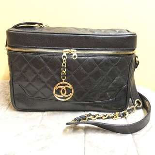 罕有 Chanel caviar vintage bag