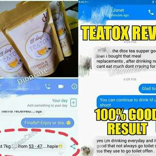 TeaTox detox