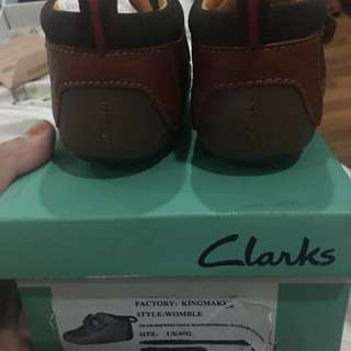 Clark's shoes UK4