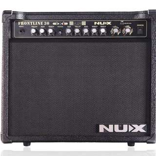 NUX Frontline 30 Guitar Amplifier