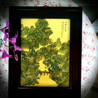 Chinese Painting Ceramic Art