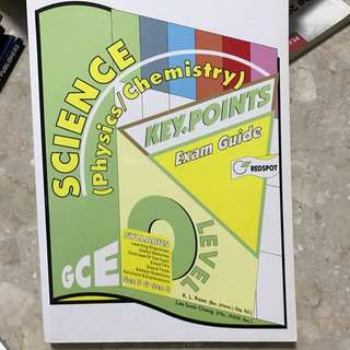 Science (physic/chemistry) Guide Book