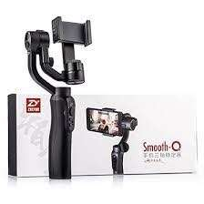 Renting Zhiyun Smooth Q gimbal for phones and GoPro