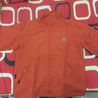 SCOUT JAKET WATERPROOF