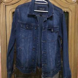 Forever 21 Los Angeles Denim Jacket