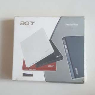 Portable DVD Writer ACER