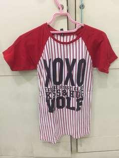 Baseball Exo T-shirt