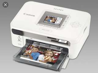 Canon Selphy CL740
