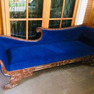 Sofa jati solid
