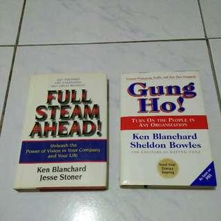 Ken Blanchard Duo!