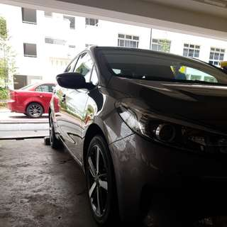 9H Ceramic Coating Protection (Kia)