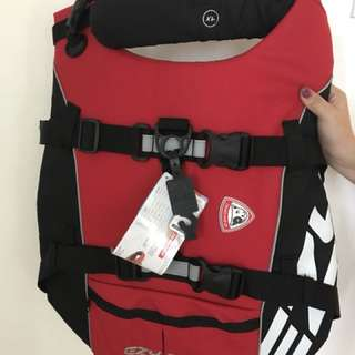 Ezydog floating life vest