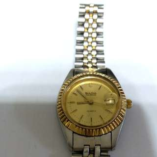 Swiss Bulova watch