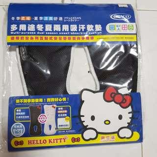 Graco stroller hello kitty sweat absorbing cushion