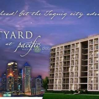 FOR SALE CONDO THE COURTYARD TAGUIG
