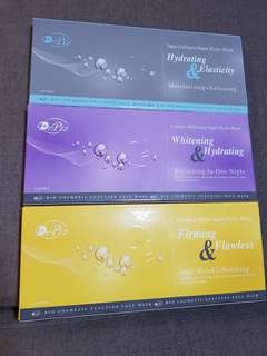 ⚡SALE⚡Dr Piz Hydro Face Mask (Limited Stocks)