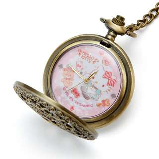 Lupicia Hello Kitty TeaSet with Watch