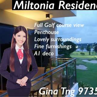 Miltonia Penthouse City escape full serenity